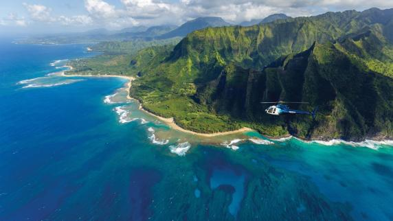 Hawaii: Einmal Trost Hawaii! Oder wo es kein Novembergrau gibt