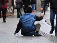 Augsburg: Beschwerden über Bettler nehmen zu