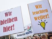 Augsburg: Hoffnung für Ledvance?