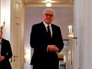 Regierungsbildung: Frank-Walter Steinmeier entscheidet über Schicksal von Angela Merkel