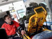 Augsburg: Patienten warten stundenlang auf Krankenwagen