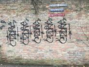 Augsburg: Polizei: Sprayer haben keine Hemmschwelle mehr