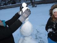 Wetter: Schöner Schnee – lästiger Schnee