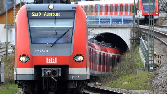 Augsburg: So soll die Münchner S-Bahn nach Augsburg fahren
