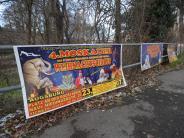 Augsburg: Zwei Zirkusse buhlen um die Gunst des Augsburger Publikums