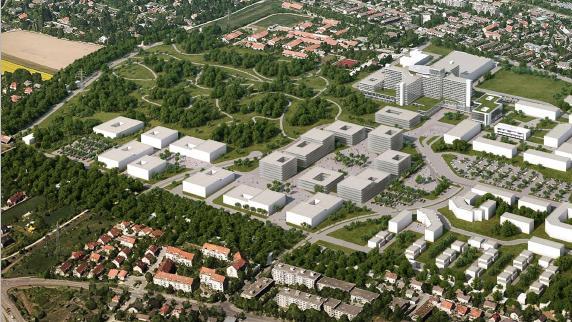 Uni Augsburg: Naturschützer kritisieren den geplanten Medizin-Campus