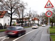 Augsburg: In Augsburg sorgen immer mehr Temposünder für Gefahr
