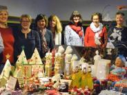 : Helfen auf dem Weihnachtsmarkt