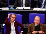 Bundestag: Wie sich mit der AfD der Ton im Bundestag verschärft