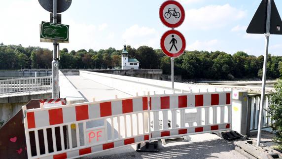 Augsburg: Der Hochablass ist ab kommenden Samstag wieder begehbar