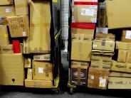 Augsburg: Hochbetrieb im Onlinehandel: Das Christkind lässt liefern