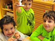 Augsburg: Im Kindergarten ist Weihnachten für alle da