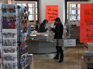Augsburg: Der Souvenirladen im Rathaus schließt