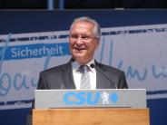 Augsburg: Die Vorboten der Landtagswahl kündigen sich an