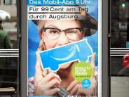 Augsburg: Werbung für Tarifreform macht Ärger noch schlimmer