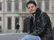 Augsburg: Afghane Pouya ist in Deutschland angekommen