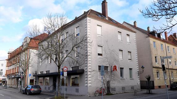 Augsburg: Süchtigentreff bekommt eine Chance - trotz Ängsten der Anwohner