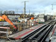 Augsburg: Was sich 2018 am Hauptbahnhof bewegt