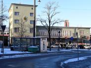 Augsburg: Streit um fünf Kekse am Oberhauser Bahnhof eskaliert