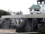 Augsburg: Hochablass-Wehr bekommt 30 Tonnen schwere Walze