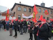 Augsburg: Tausende Metaller gehen auf die Straße