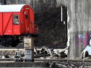 Augsburg: Zugunfall: Neuer Sachstand