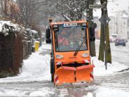 Augsburg: 180 Mitarbeiter im Winterdienst müssen gleich zweimal ausrücken