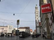 Augsburg: Die Supermärkte kehren ins Augsburger Zentrum zurück