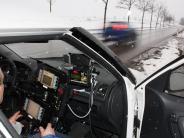 Verkehr: Wie die Verkehrsüberwachung in der Region Raser bremst