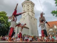 Augsburg: Augsburgs historische Feste stehen auf der Kippe