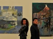 Ausstellung: Andeutungen und Abgründe in der Galerie Noah
