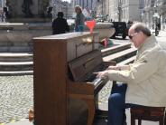 Augsburg: Die Straßenklaviere kommen wieder nach Augsburg