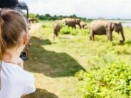 Hochschule: Augsburger als Test-Touristen unterwegs in Sri Lanka