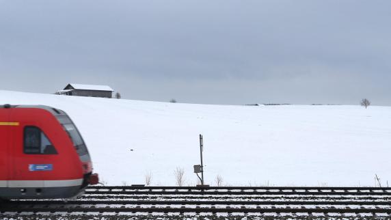Deutsche Bahn investiert eine Milliarden Euro in Bayerns Schienennetz