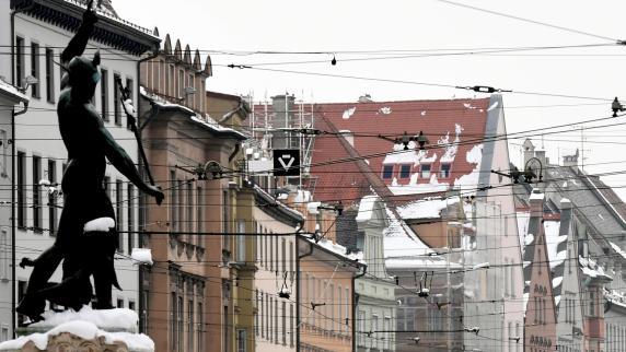 Augsburg: Dauerfrost und Kältebus: Augsburg steht eine klirrend kalte Zeit bevor
