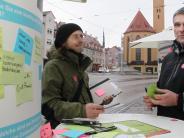 Augsburg: Sanierer sehen sich auf dem richtigen Weg