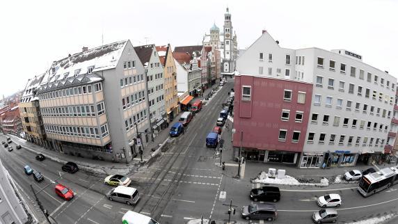 Diesel: Wie weit Augsburg vom Fahrverbot entfernt ist