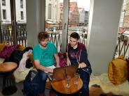 Augsburg: Innenstadt im Wandel - Cafés ersetzen Geschäfte