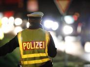 Augsburg: Streife verhindert Promille-Fahrt auf Roller