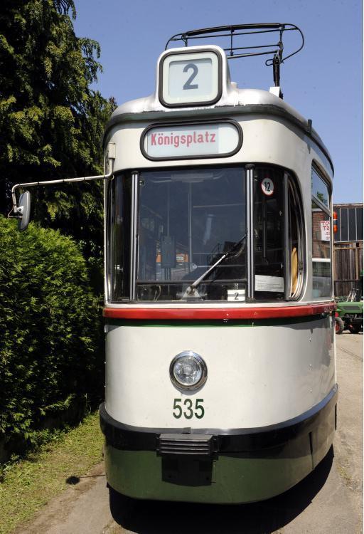 Stra Enbahn Depotfest Lokales Augsburg Augsburger