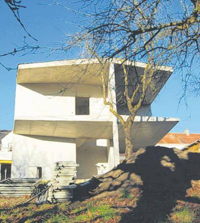 architektur passivhaus bauen mit der sonne nachrichten augsburg augsburger allgemeine. Black Bedroom Furniture Sets. Home Design Ideas