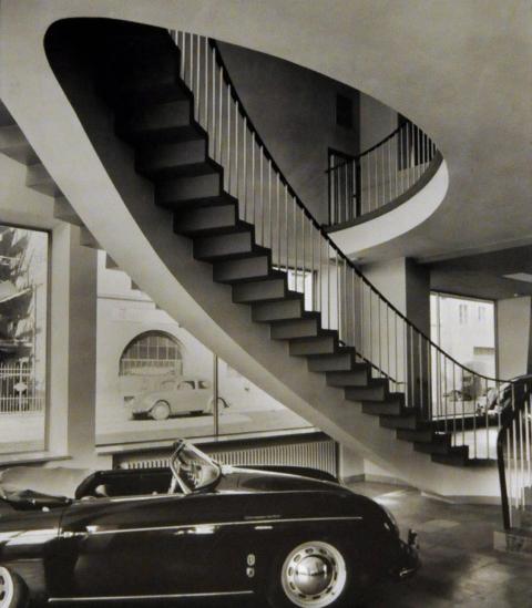 ausstellung als die architekten noch zeichneten lokales. Black Bedroom Furniture Sets. Home Design Ideas