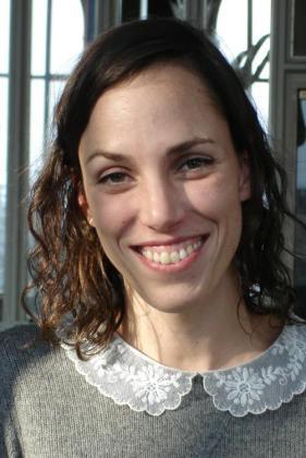 Die Regisseurin Anne Lenk arbeitet in diesem Jahr zum zweiten Mal am Theater ...