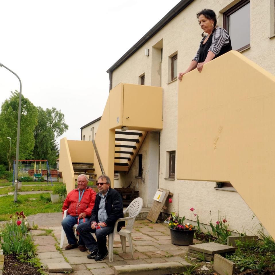 augsburg hier wohnen die die keiner will lokales augsburg augsburger allgemeine. Black Bedroom Furniture Sets. Home Design Ideas