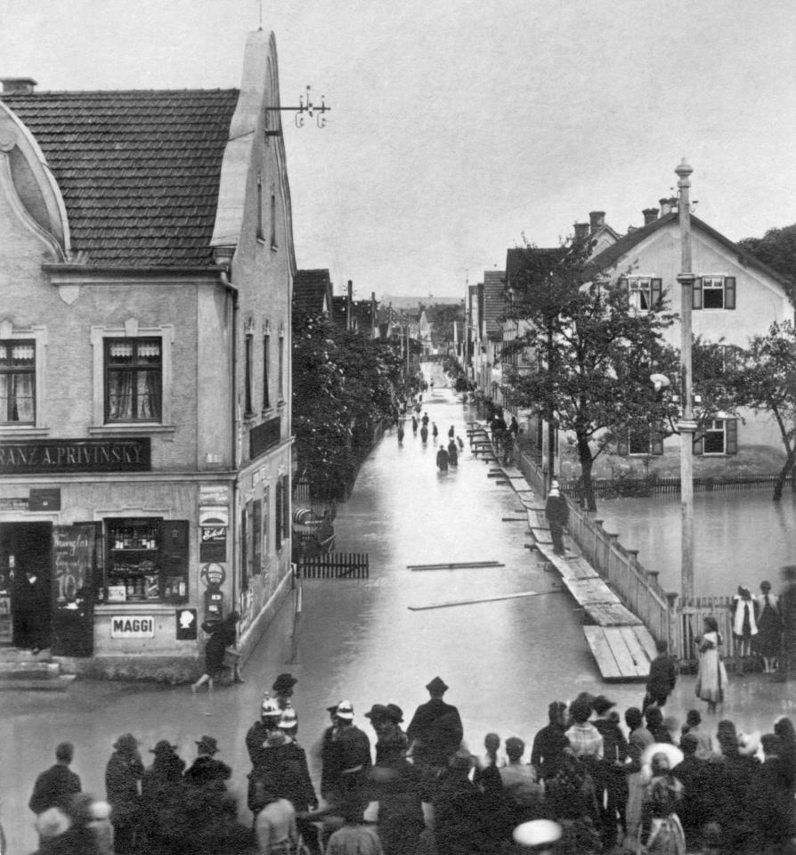 Lechhausen: Einst das größte Dorf Bayerns - Lokales ...