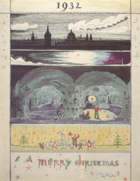 Briefe Von Tolkien : Ringvorlesung der weihnachtsmann schrieb briefe lokales