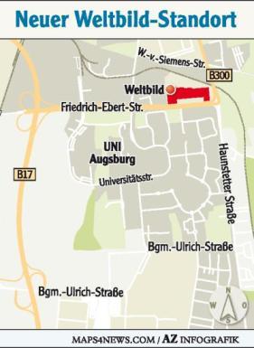 Verlagsgruppe Warum Weltbild In Den Augsburger S Den