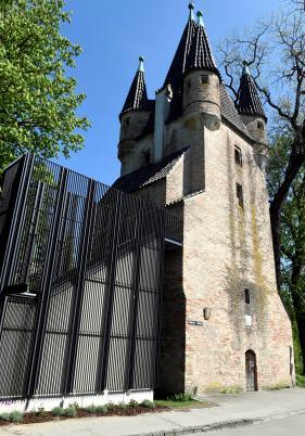 Augsburg streit um treppe am f nffingerlesturm wie geht es weiter lokales augsburg - Mobel um augsburg ...