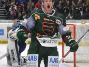 Augsburger Panther: Trevelyan feiert gegen München sein Comeback