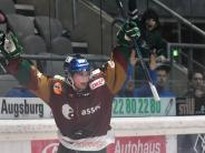 AEV: Auch Evan Trupp bleibt den Augsburger Panthern treu